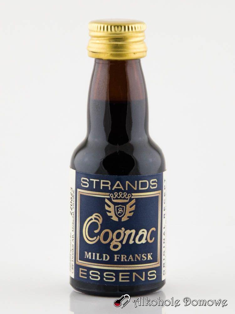Francuski koniak można uzyskać domowym sposobem wlewając zaprawkę do butelki 0,7 litra. Po uzupełnieniu alkoholem o właściwej mocy produkt jest gotowy w ciągu 24 godzin.