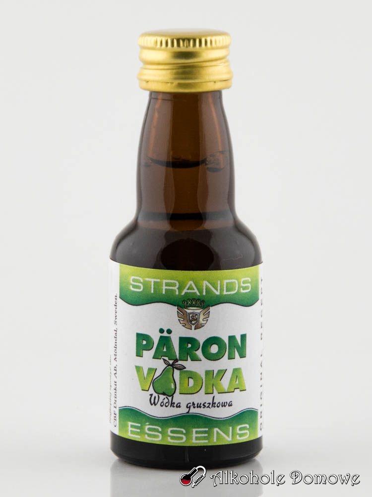 Łatwo zaskoczysz swoich przyjaciół częstując ich drinkiem o smaku gruszki. Zaprawkę wystarczy wlać do butelki 0,7 litra i dodać czystą wódkę, aby po 24 godzinach uzyskać wspaniały smak dojrzałych gruszek.