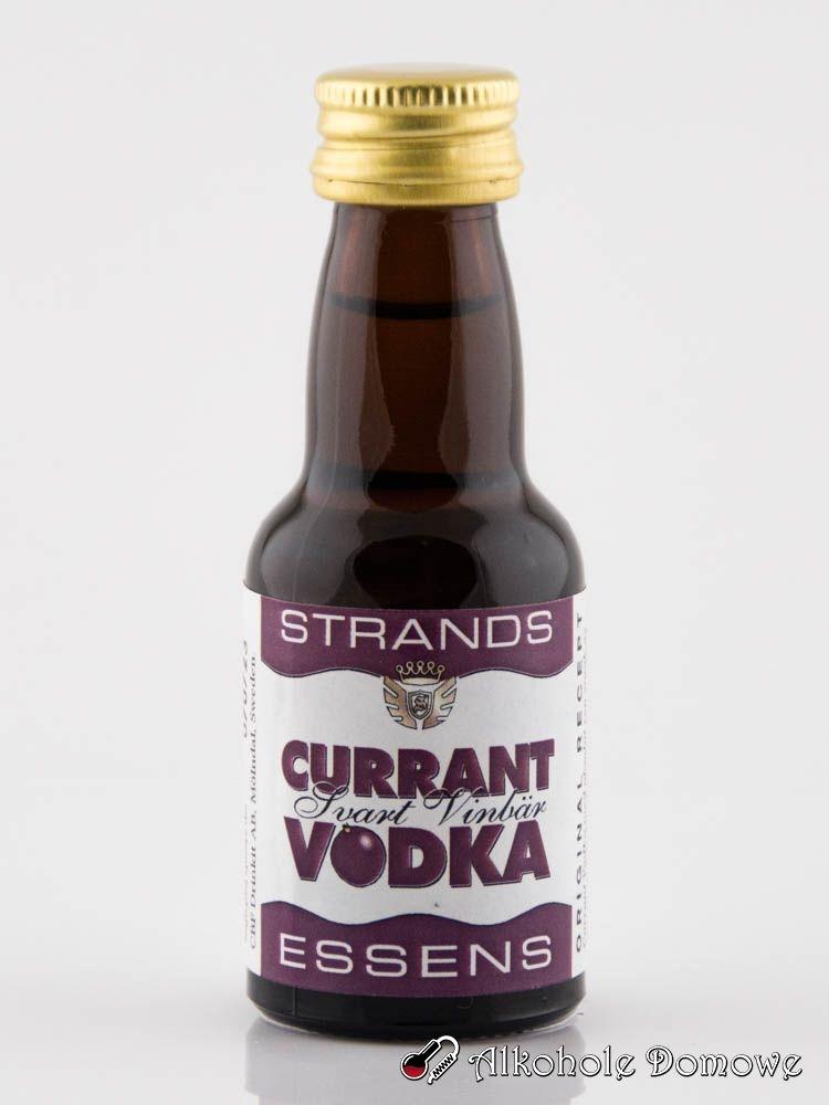 Wódkę o smaku czarnej porzeczki można uzyskać wlewając zaprawkę do butelki 0,7 litra. Po uzupełnieniu alkoholem produkt jest gotowy do spożycia już następnego dnia.