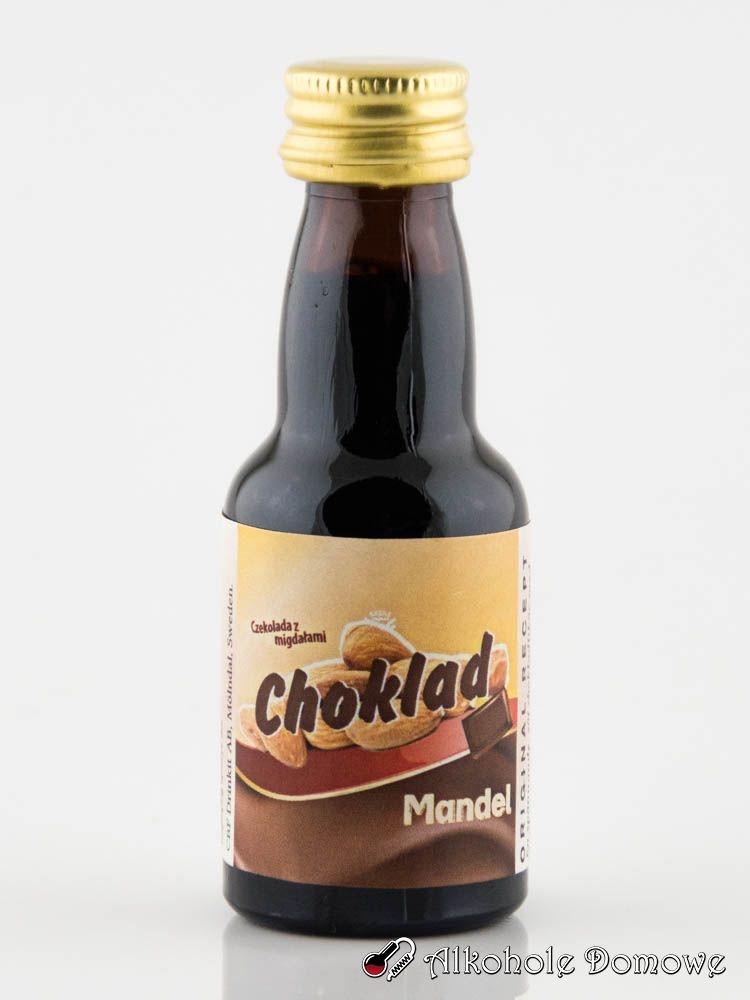 W prosty sposób pozwala uzyskać drink czekoladowo-migdałowy.