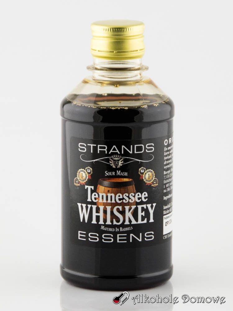 Zaprawka Whisky Tennesse to oparta na naturalnych składnikach zaprawka do alkoholu. W prosty sposób pozwala uzyskać smak whisky