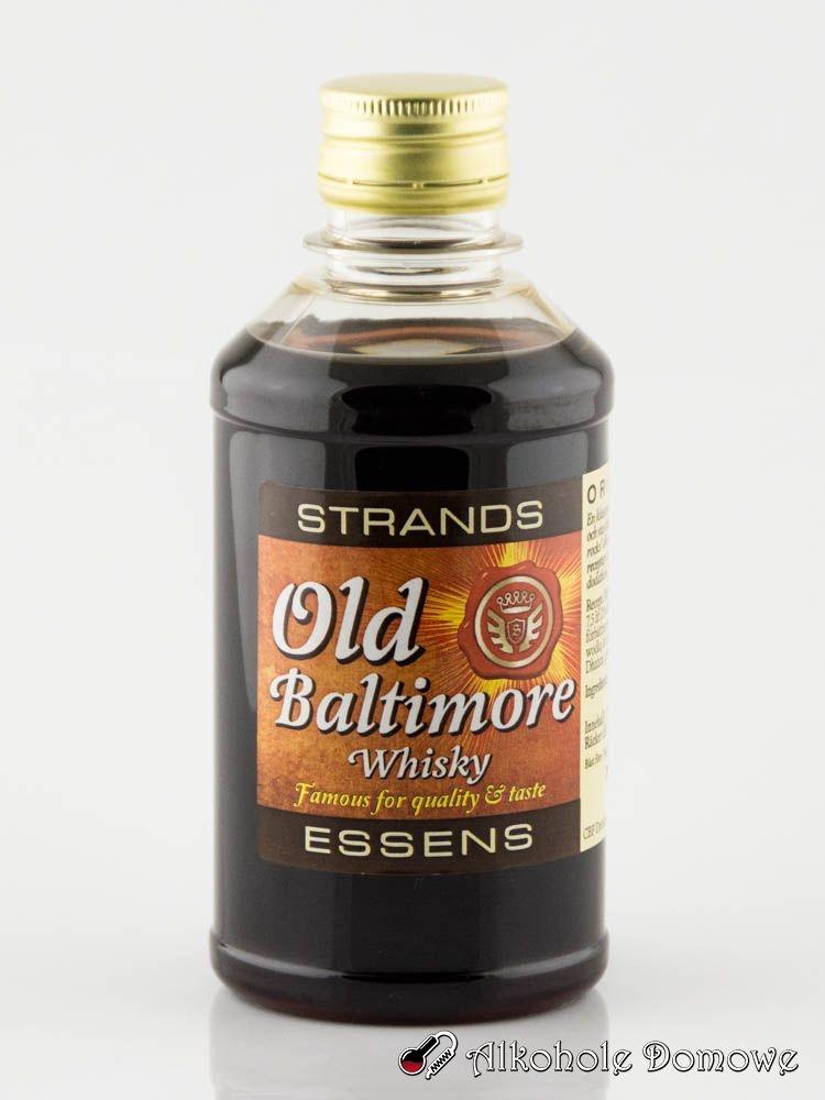 W prosty sposób pozwala uzyskać smak whisky
