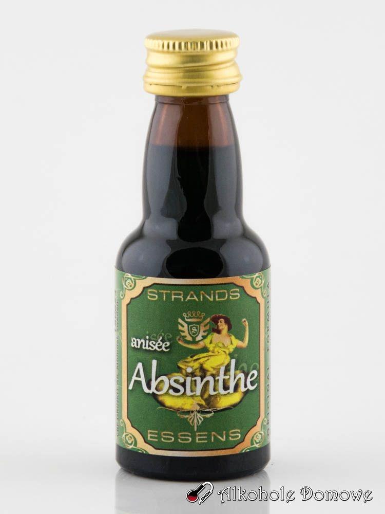 Gorzki smak piołunu i tajemniczy zestaw ziół, który składa się na legendarny smak absyntu.