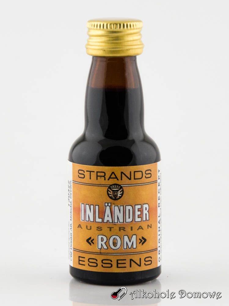 W prosty sposób pozwala uzyskać smak klasycznego austriackiego rumu