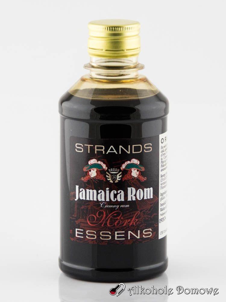 Domowy sposób na rum z Jamajki, wystarcza na przygotowanie 7,5 litra trunku.