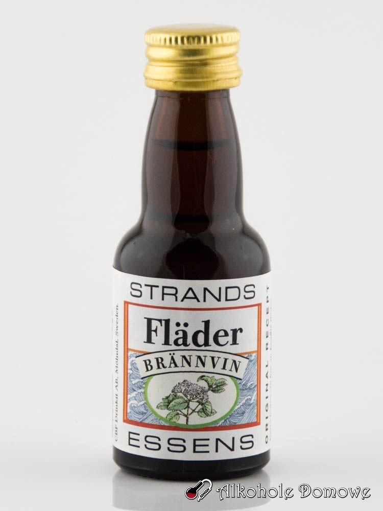 W prosty sposób pozwala uzyskać smak klasycznej wódki z czarnego bzu.