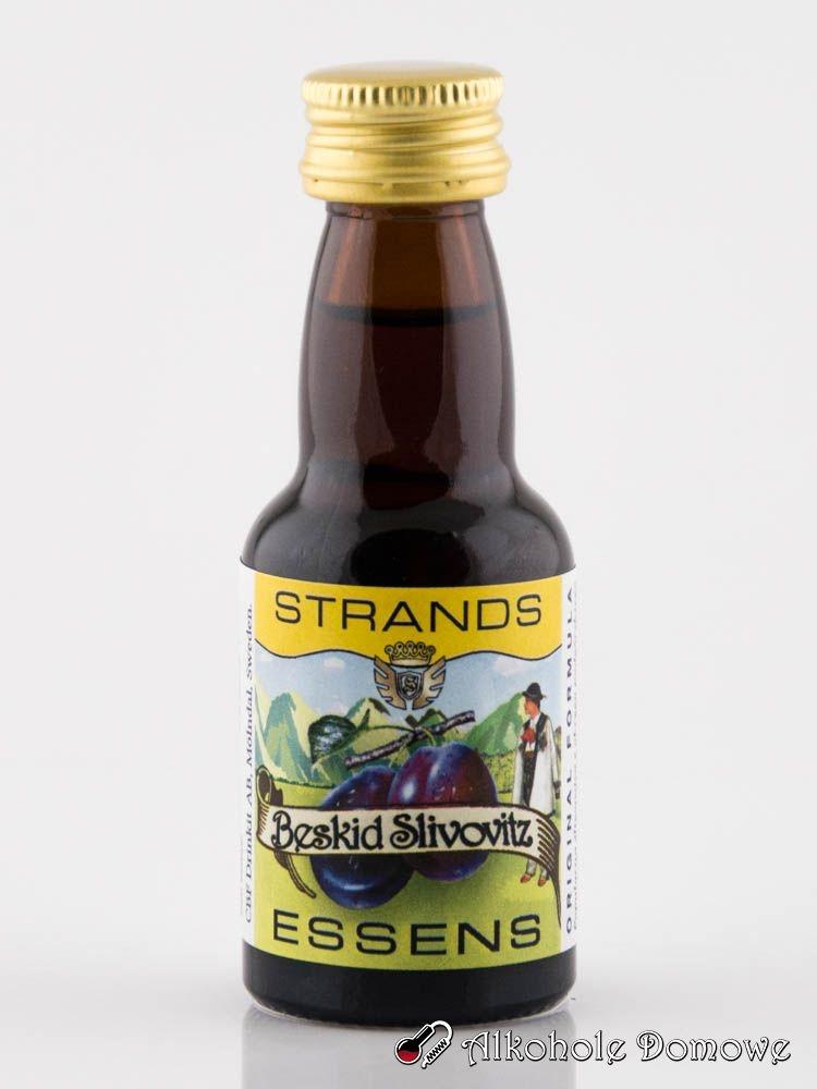 Prestige Slivovits do doskonała zaprawka, która pozwoli nam bardzo szybko przyrządzić pyszną śliwowicę o dowolnej mocy. Wystarczy wlać zaprawkę do butelki 0,7 litra i uzupełnić alkoholem. Po 24 godzinach nasza śliwowica jest gotowa.