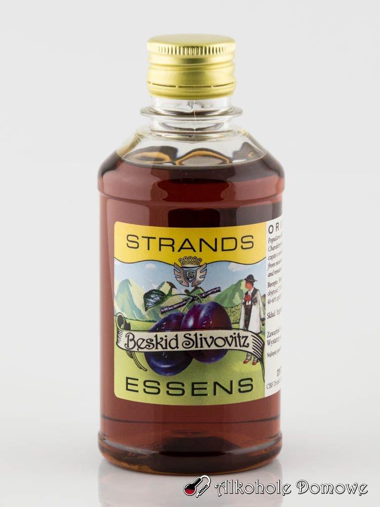 Zaprawka Beskid Slivovits to oparta na naturalnych składnikach zaprawka do alkoholu. W prosty sposób pozwala uzyskać smak śliwowicy.