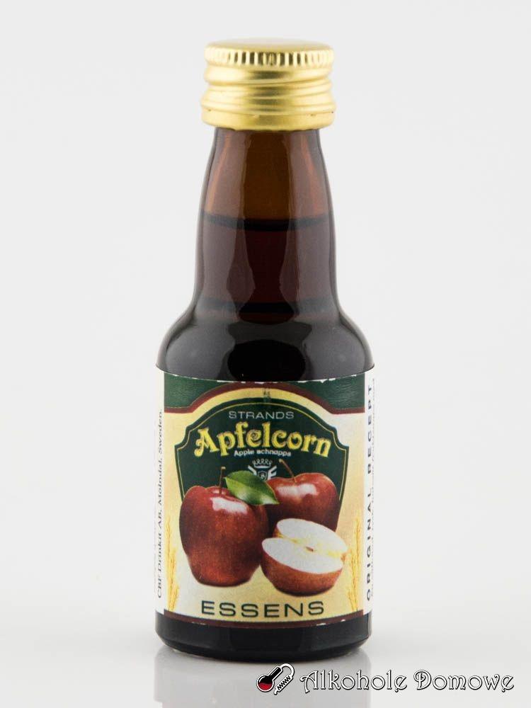 Zaprawka Apfelcorn Sznaps to oparta na naturalnych składnikach zaprawka do alkoholu. W prosty sposób pozwala uzyskać smak jabłkowego sznapsa.