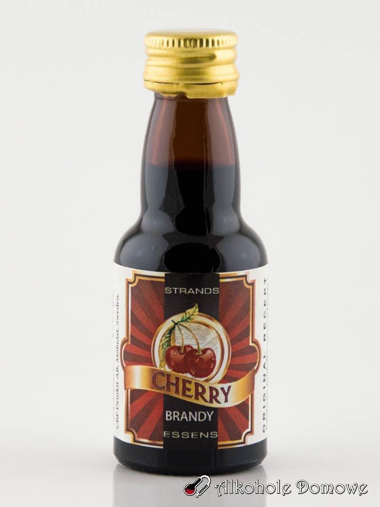 Zaprawka Cherry Brandy to oparta na naturalnych składnikach zaprawka do alkoholu. W prosty sposób pozwala uzyskać smak wiśniówki z dodatkiem posmaku pestki. Jest to najprostszy i jednocześnie najtańszy sposób uzyskania wódki smakowej domowym sposobem. Dzi