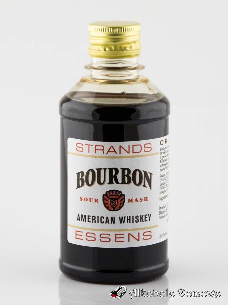 Zaprawka Bourbon American Whiskey to oparta na naturalnych składnikach zaprawka do alkoholu. W prosty sposób pozwala uzyskać smak bourbonu.