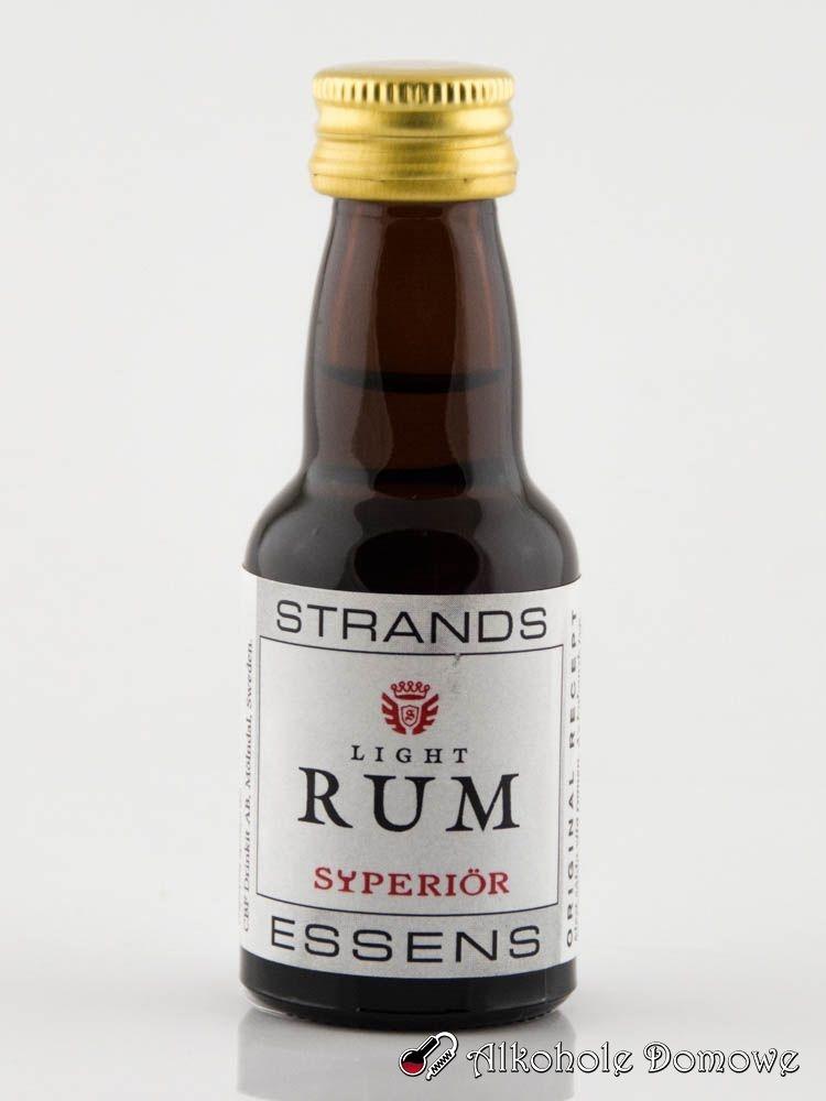 Zaprawka do przyrządzenia rumu.