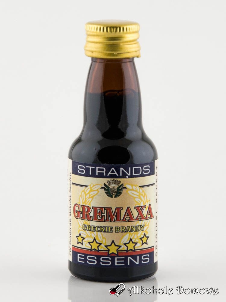 Grecka brandy samodzielnie zrobiona smakuje najlepiej !