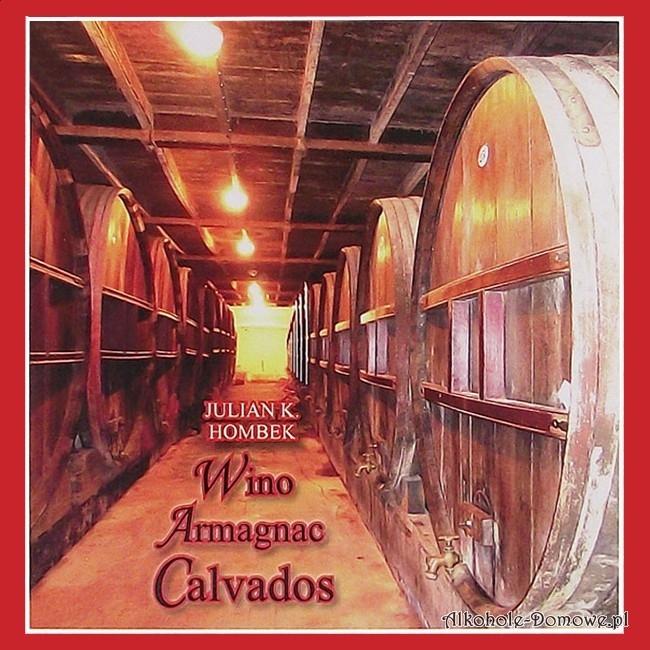 Pięknie wydana, bogato ilustrowana książka dla miłośników win, armagnaca i w szczególności calvadosa.