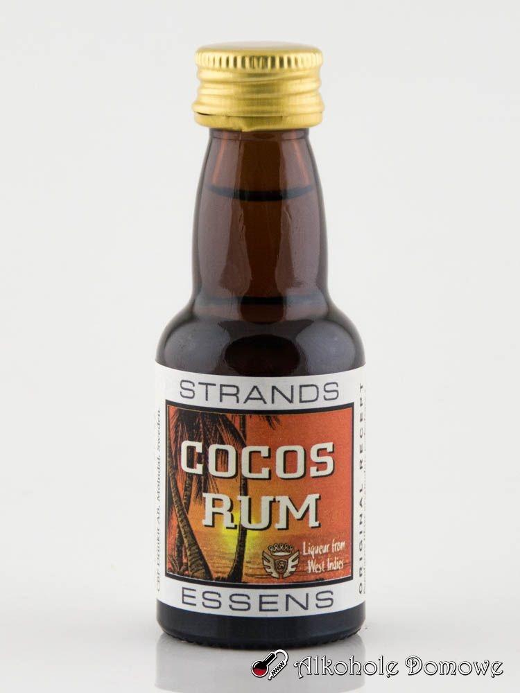 Zaprawka CocosRum to oparta na naturalnych składnikach zaprawka do alkoholu. W prosty sposób pozwala uzyskać smak klasycznego rumu kokosowego.