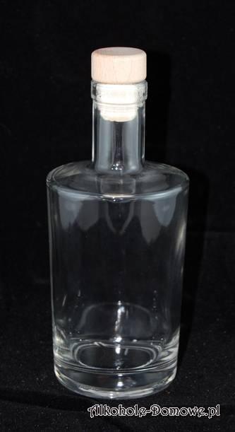 Przepiękna butelka na nalewki i inne alkohole domowe.