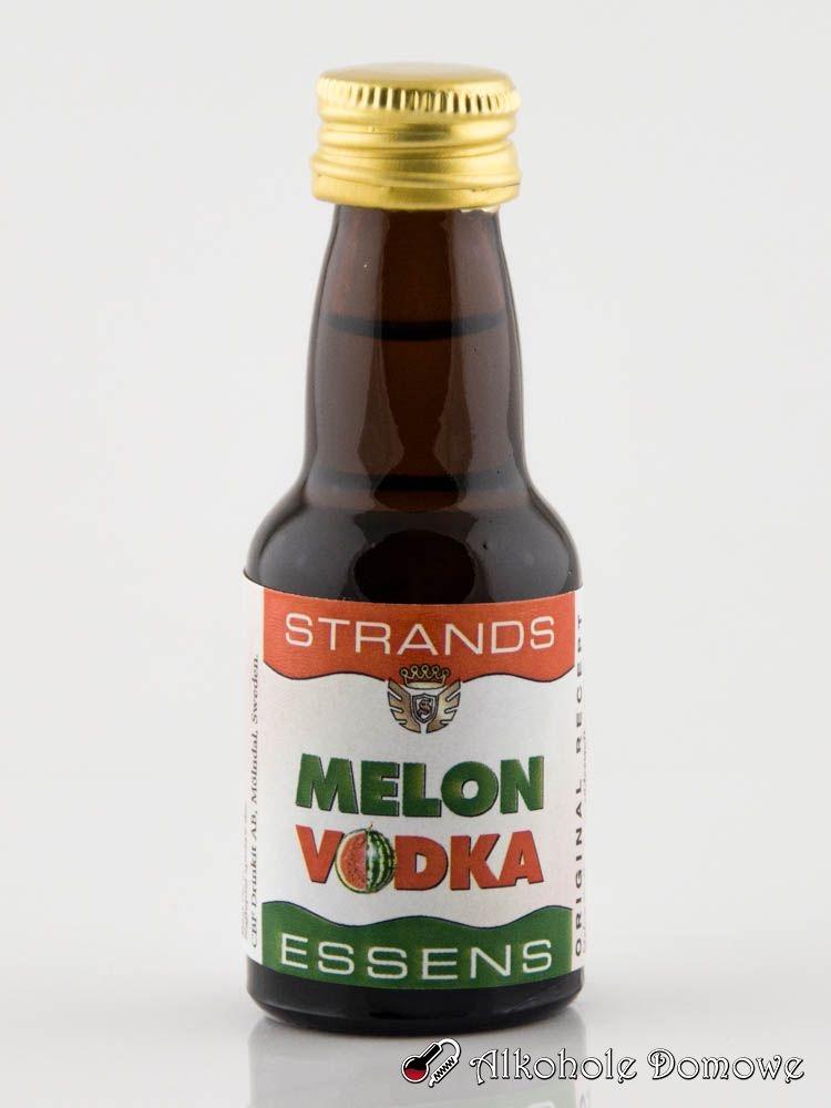 Pyszna zaprawka do sporządzenia wódki Melonowej.