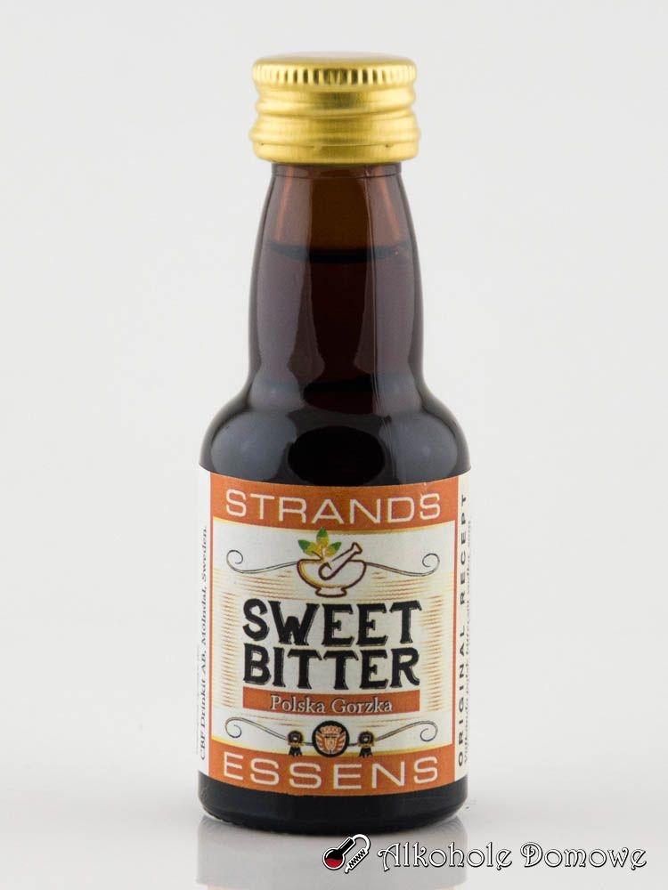 Pozwala uzyskać smak klasycznej wódki żołądkowej.