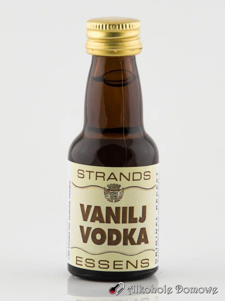 Zaprawka Vanilj Vodka to oparta na naturalnych składnikach zaprawka do alkoholu. W prosty sposób pozwala uzyskać smak klasycznej wódki waniliowej.