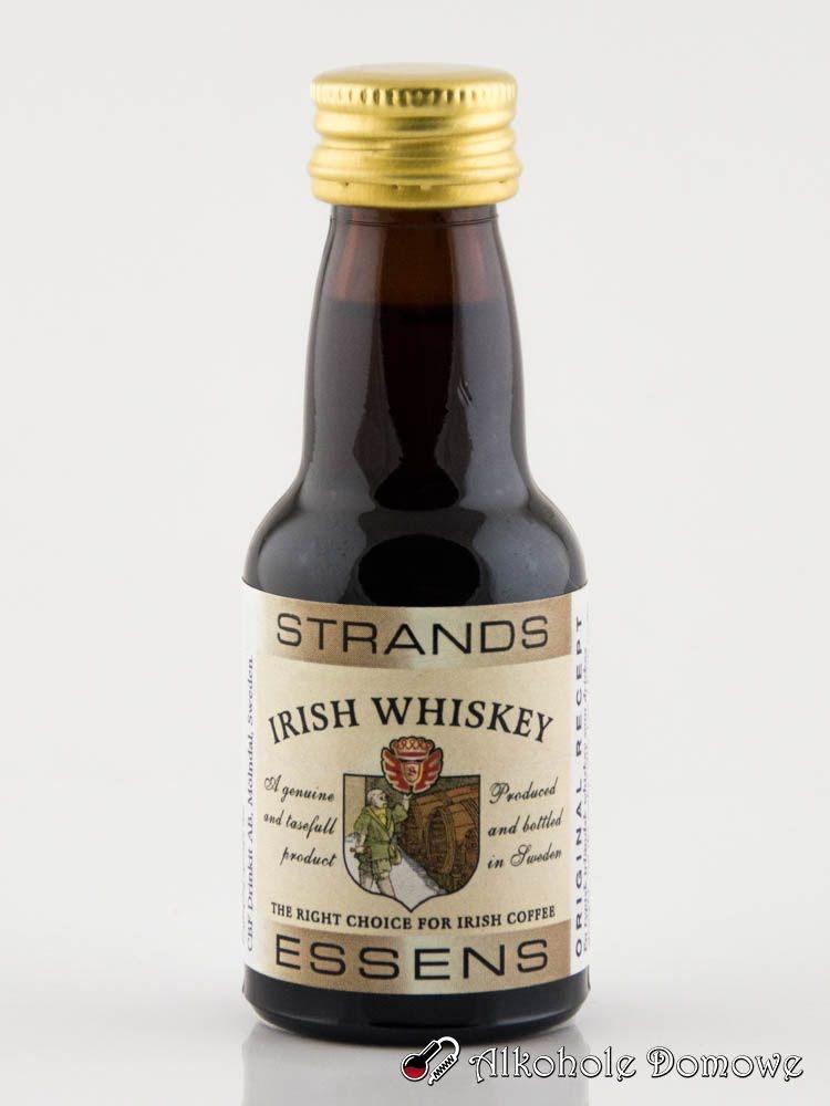 Irlandzki smak whiskey. Zaprawkę należy wlać do butelki 0,7 litra, uzupełnić alkoholem i po 24 godzinach możemy cieszyć się tradycyjnym smakiem .