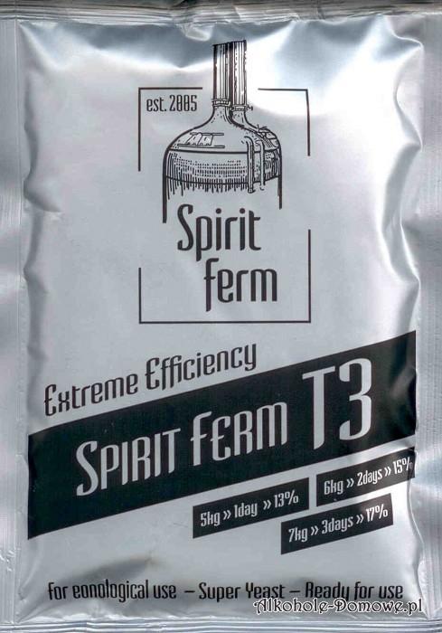 Drożdże gorzelnicze z dodatkiem pożywki i mikroelementów niezbędnych do prawidłowego przebiegu procesu fermentacji.