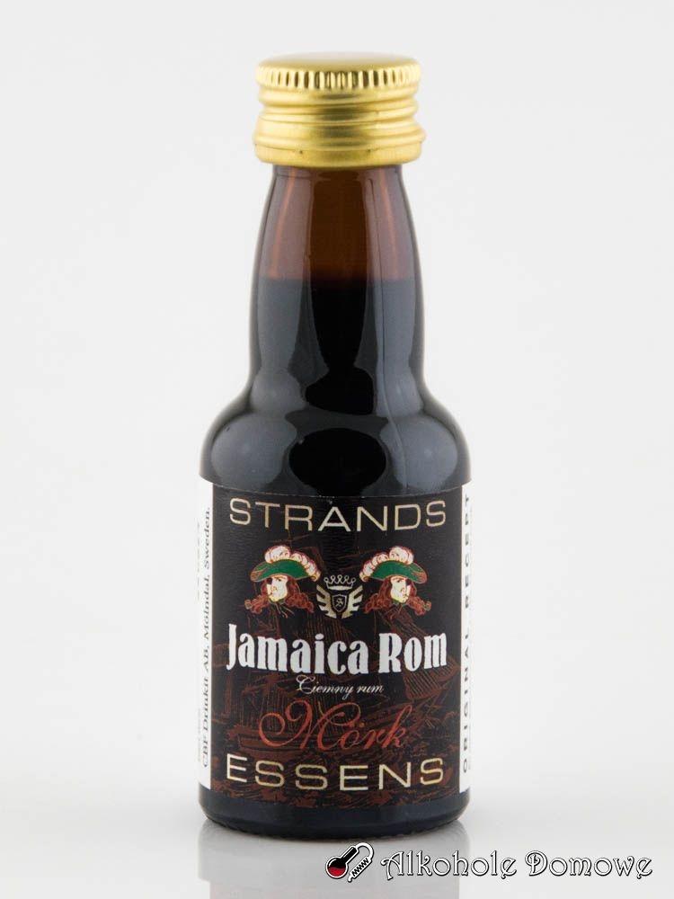 Zaprawka do sporządzenia rumu typu Jamaica.