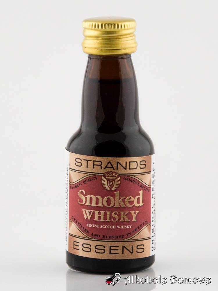 Oryginalny, niepowtarzalny smak whisky z dębowej beczki. Zaprawkę należy wlać do butelki 0,7 litra, uzupełnić alkoholem i po 24 godzinach mamy gotową whisky.