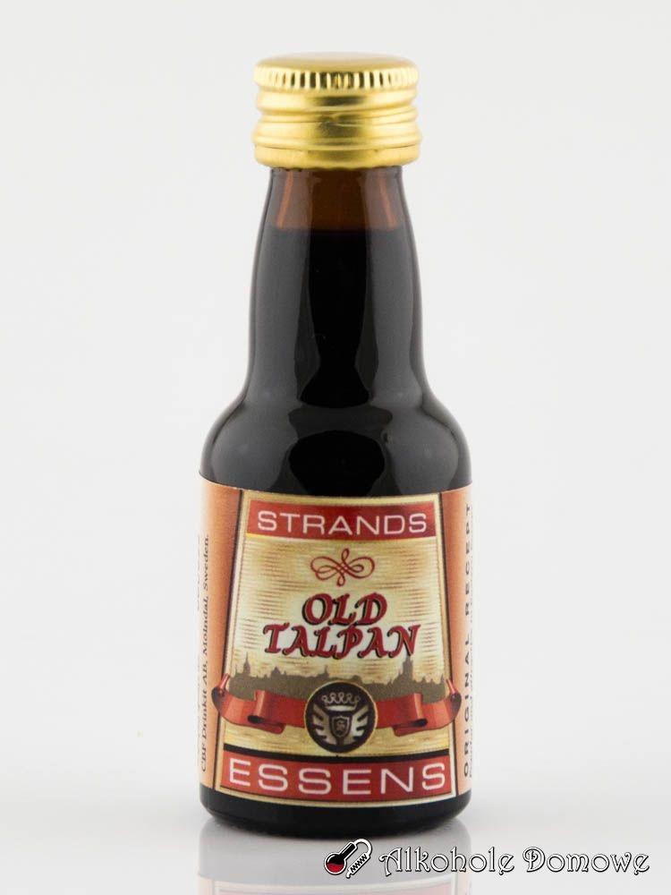 OLD TALLIN - Bardzo popularny Estoński likier, wyczuwalne aromaty rumu, delikatnej wanilji, cynamonu, cytrusów i ziół.