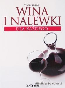 Książka - Wina i nalewki dla każdego
