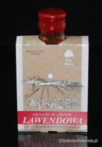 Zaprawka do alkoholu - Lawendowa 100 ml