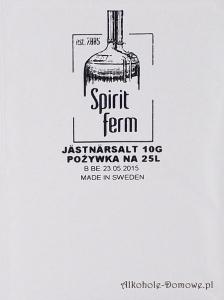 Pożywka winiarska Spiritferm 10g