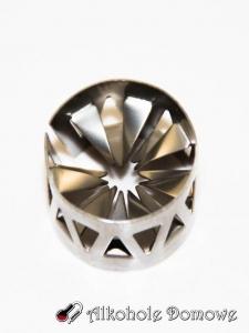 Pierścienie Białeckiego 25x25x0,5 mm ze stali kwasoodpornej gat.1.4301 - 1 litr