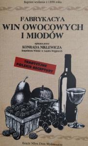 Fabrykacyja win owocowych i miodów