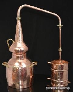 Alembik Miedziany Whiskey 20 l(nr 1622)