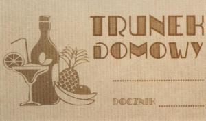 Etykieta 337 Old Trunek Domowy 45x80