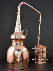 Alembik Miedziany Whiskey - 10 litrów (nr 1620)