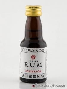 Zaprawka Smakowa Light Rum 25ml