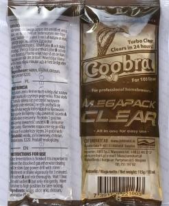 Clear Coobra na 100 litrów