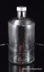 Butelka Chiara 1000 ml + zamknięcie