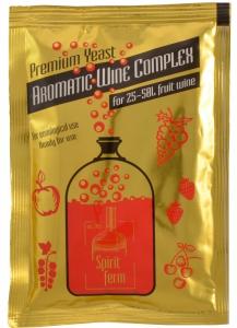 Uniwersalny zestaw Spiritferm Aromatic Wine Complex