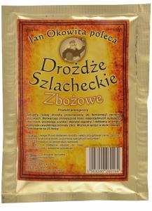 Drożdże Szlacheckie Zbożowe - Jan Okowita