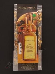 Zaprawka ziołowa - Wino Grzane