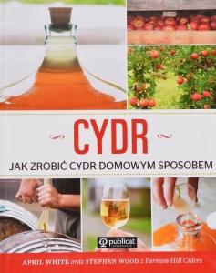 Książka Cydr-jak zrobić cydr dom.spos.