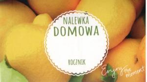 Etykieta 342 Nalewka Cytrynowa 45x80