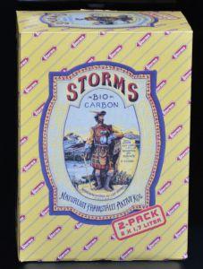 Dwupak Storms węgiel kokosowy 2x1,7l