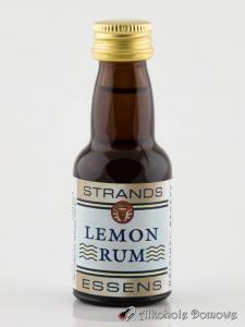 Zaprawka Smakowa Lemon Rum 25ml