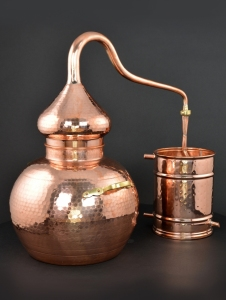 Alembik Miedziany 5 litrów (1017)