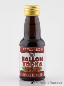 Zaprawka Hallon Vodka (Malinowa) 25ml