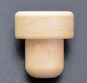Korek syntetyczny grzybek 19mm