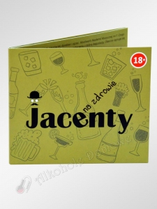 Album CD - Jacenty - Na Zdrowie